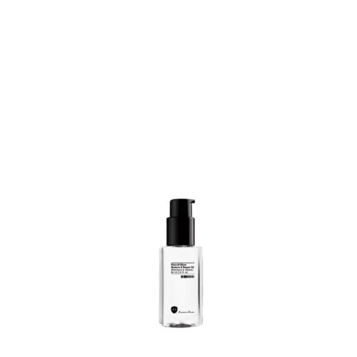 number 4 hair lumiere dhiver fluoro5 elixer restore repair oil